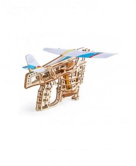 """Дерев'яний 3D пазл """"Запускач літаків"""""""