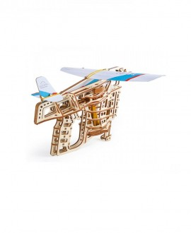 "Wooden 3d puzzle ""Flight Starter"""