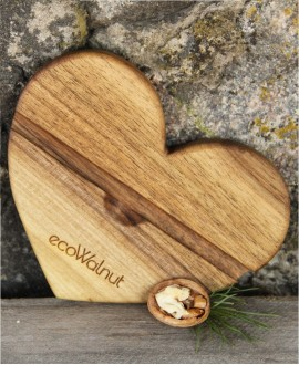 "Wooden stand ""Heart"""