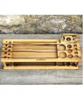 "Wooden organizer ""Makeup"""