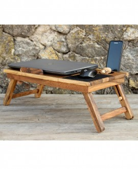 """Деревянный столик """"Laptop iDesk"""""""
