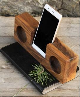 Підсилювач звуку для смартфону