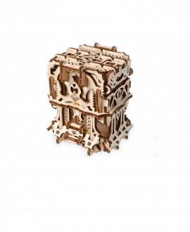 """Дерев'яний 3D пазл """"Механічний Дек Бокс"""""""