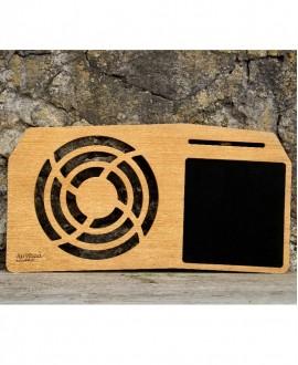 Дерев'яна підставка для ноутбука «Hover»