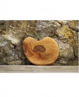 Дошка горіхова «Камінчик»