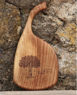 Walnut board «Hatchet»