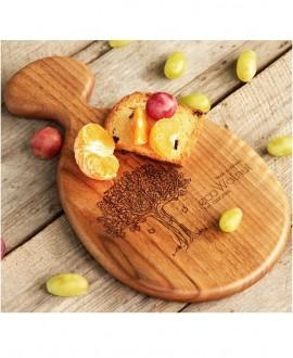 Доска ореховая «Матрешка»
