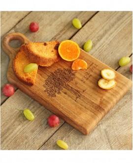 Доска ореховая «Скос»