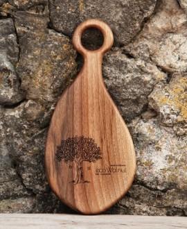Доска ореховая «Лопатка»