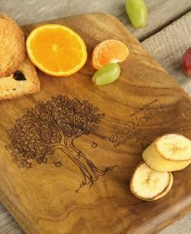 Доска ореховая «Полотно»