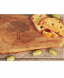 Доска ореховая «Грани»