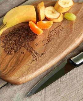 Доска ореховая «Весло»