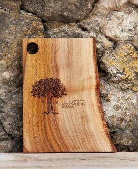 Walnut board «Living Land»