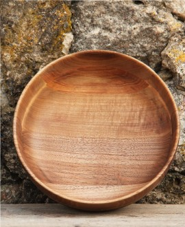 Дерев'яна салатниця