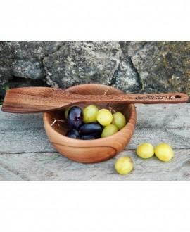 Дерев'яна кухонна лопатка