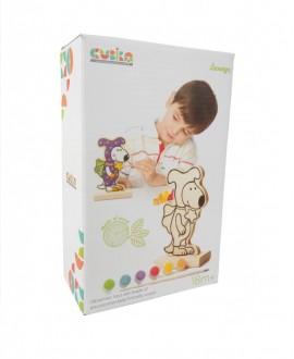 Coloring game Cubika