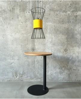 Кавовий стіл круглий