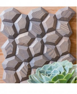 Дерев'яна мозаїка California