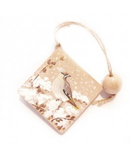 "Christmas-tree decorations ""Winter birds"""