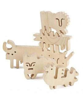 Фантастичні звірі іграшка-балансир
