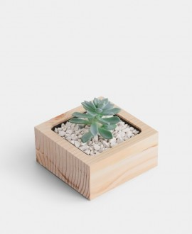 Вазон дерев'яний