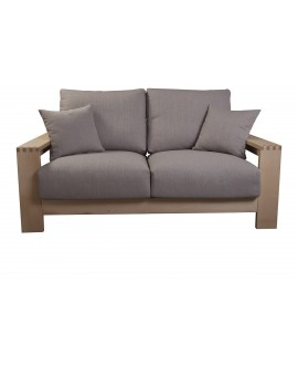 Wooden sofa CHESTER