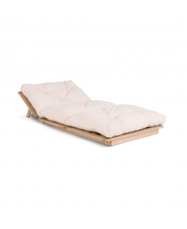 Wooden futon chair LAYTI 90