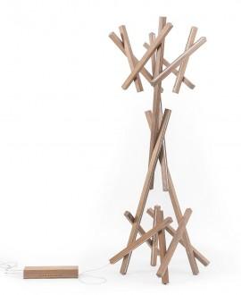 Деревянный торшер GROOT