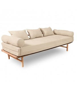 Wooden sofa Le MAR