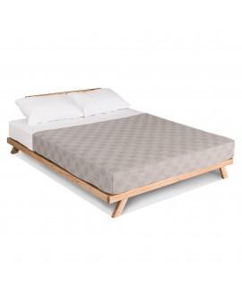 Дерев'яне ліжко ALLEGRO