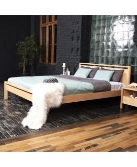 Дерев'яне ліжко DROP Hard