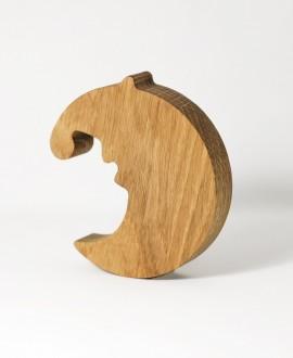 """Дерев'яна фігурка """"Місяць"""""""