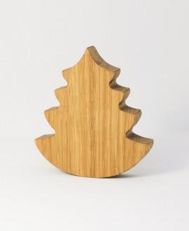 """Дерев'яна фігурка """"Ялина"""""""