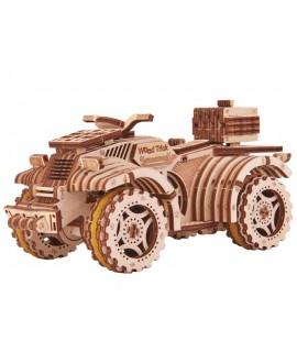"""Дерев'яний 3D пазл """"Квадроцикл"""""""