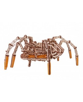 "Wooden 3D puzzle ""Space Spider"""