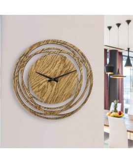 Wall clock Moku Shirakawa
