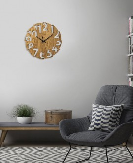 Wall clock Moku Osaka