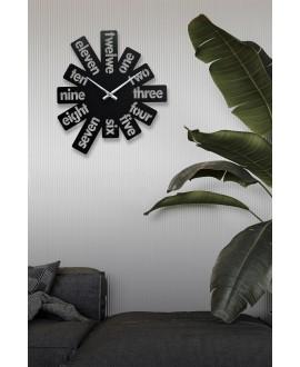 Wall clock Moku Taito