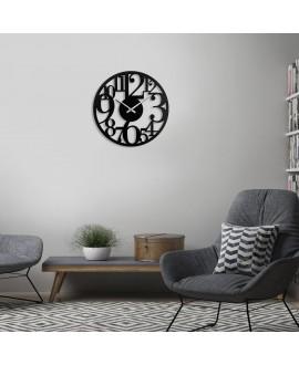 Wall clock Moku Yao