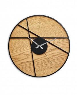 Wall clock Moku Kanazawa