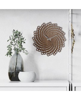 Wall clock Moku Fuji