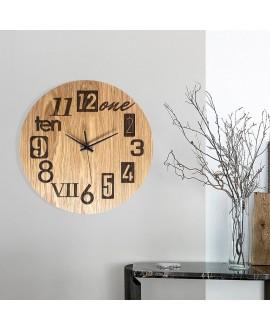 Настінний годинник Moku Kyoto