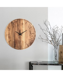 Wall clock Moku Nara