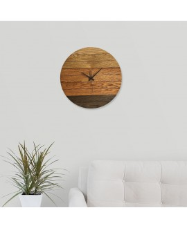 Wall clock Moku Sakura
