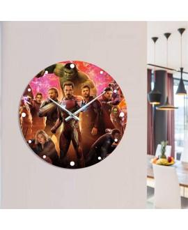 """Wall clock """"Marvel"""""""