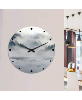 """Wall clock """"At the top of the mountain"""""""