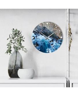 "Wall clock ""Coast"""