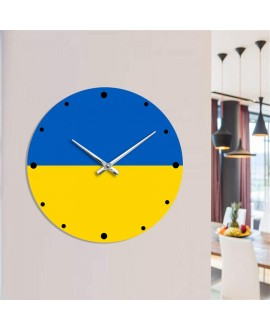 "Wall clock ""Ukraine"""