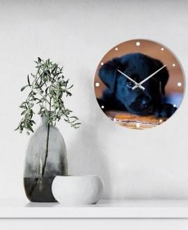 "Wall clock ""Puppy"""