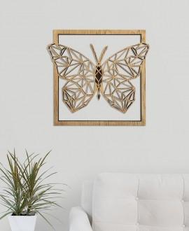 "Дерев'яна картина ""Метелик"""